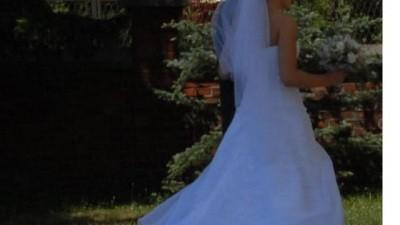 "Suknia Ślubna, ""Sewilla"""