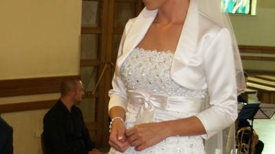 Suknia Ślubna SHELBY- Wings Bridal