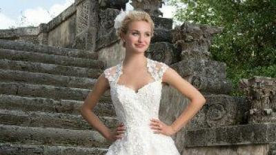 Suknia Ślubna Sincerity 2016