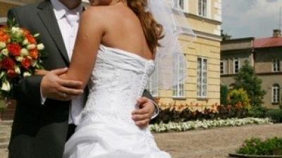 Suknia ślubna Sincerity 3234 - kolor BIAŁY