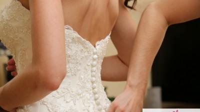 Suknia ślubna, sincerity 3771, rozmiar 36 wzrost 175