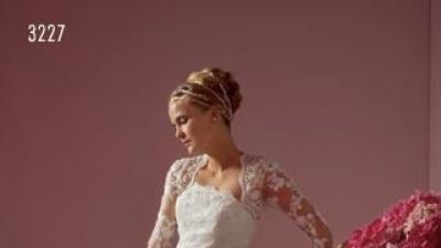 Suknia Ślubna Sincerity model 3227