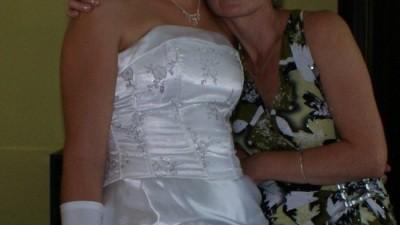 Suknia  ślubna skromna