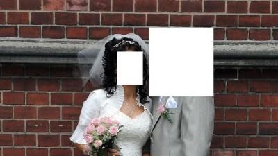 Suknia ślubna śliczna-hiszpanka!!!