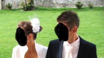 Suknia Ślubna Śliczna Syrenka Rybka Ecru Skromna