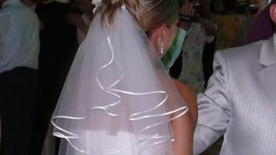 Suknia slubna śnieżno-biała Agnes Sposabella