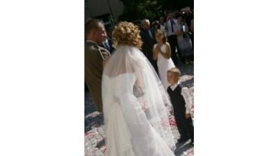 Suknia ślubna Sophia Tolli Y11102 Leighanna kolor: diamond white