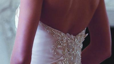 Suknia ślubna Sophia Tolli z salonu Mon Cheri Botique