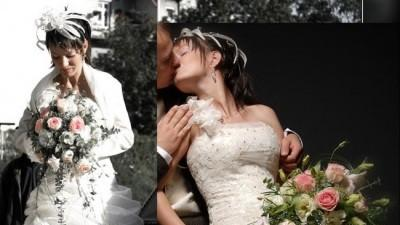 Suknia ślubna SPOSA 2008.Dodatki