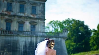 Suknia ślubna SPOSA 36 - 38 + trzy welony gratis