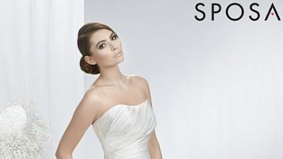 Suknia ślubna SPOSA - Berlin II