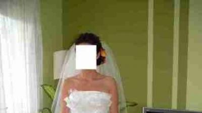 suknia ślubna - SPOSABELLA 425
