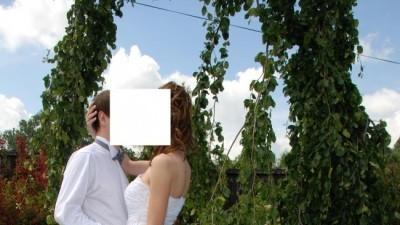 Suknia ślubna SPOSABELLA r. 36/38 - SZYKOWNA I SUBTELNA!