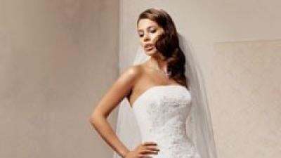 Suknia ślubna sprowadzona z USA