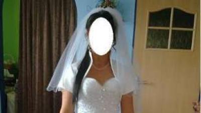 Suknia ślubna styl hiszpański