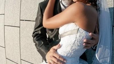 Suknia ślubna - super okazja - śnieżna biel
