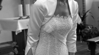 Suknia ślubna SWAROVSKI !