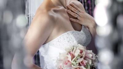 Suknia ślubna SWAROVSKI + GRATISY!, rozm. 36-38