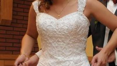Suknia ślubna Sweetheart 5897