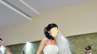 Suknia Ślubna sweetheart 5940