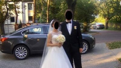 Suknia ślubna Sweetheart 6007 kolekcja 2014 rozm. 4