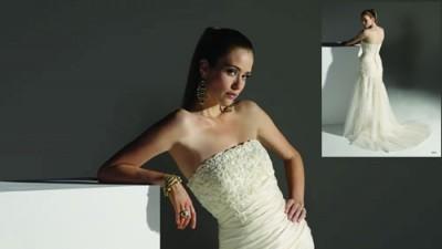 Suknia ślubna SWEETHEART model 5832 SUPER CENA