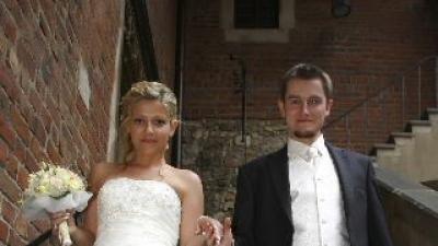 Suknia ślubna SWEETHEAT 2008
