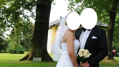 Suknia ślubna syrena HIT SEZONU