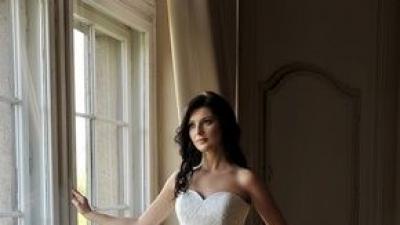 Suknia ślubna syrenka Afrodyta