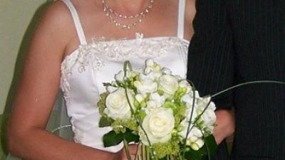 Suknia ślubna szyta na miarę