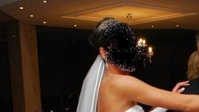 suknia ślubna szyta na wzór cosmobella 7192 rozm. 34-38 Tanio!!!