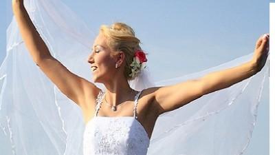 Suknia ślubna szyta na wzór modelu Mon Cheri Bestsellers Jolie