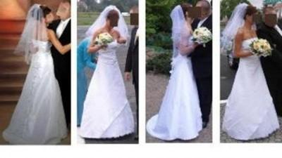 Suknia ślubna - Tanio!