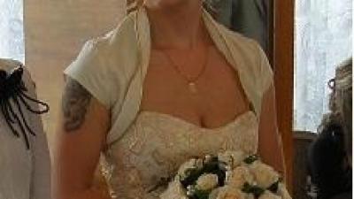 Suknia Ślubna-TANIO