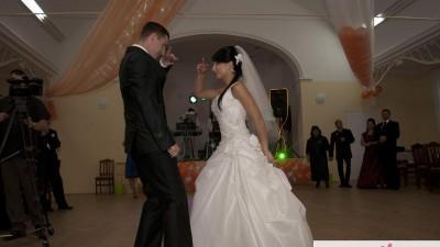Suknia ślubna tanio-lissa ferrera- cosmobella 7293 TANIO!!