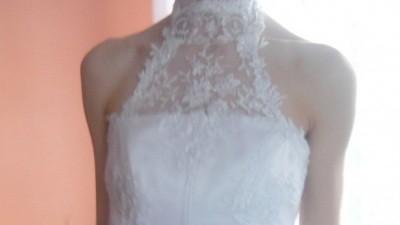Suknia ślubna TANIO1