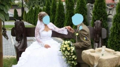 "SUKNIA ŚLUBNA ""TESS"""