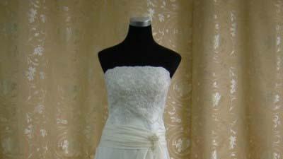 Suknia Ślubna Tres Chic 2817 naturalna biel