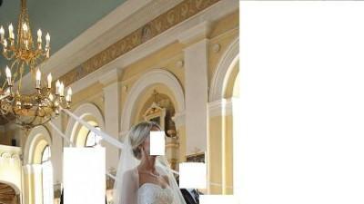Suknia ślubna TRES CHIC + WELON, Madonna