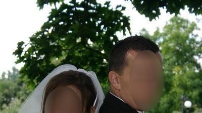 Suknia ślubna Urszula Mateja kolor ecru