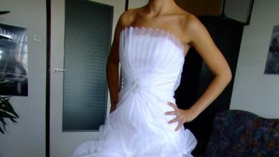 Suknia Ślubna Urszula Mateja model 631