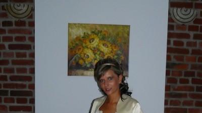 Suknia Ślubna Urszuli Mateja Model 640 ecry/capucino
