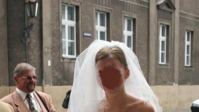 Suknia Ślubna Vanessa 713