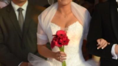 suknia ślubna VANESSA model 1124