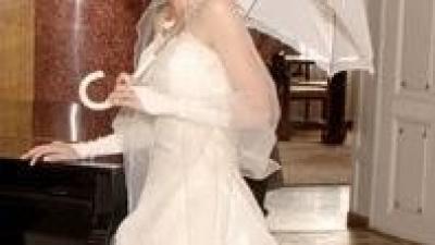 Suknia ślubna Victoria - rozmiar 36