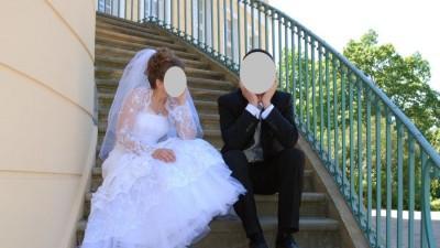 Suknia ślubna - Visual Chris