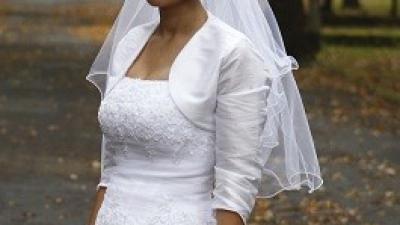 Suknia Ślubna Vivien 2013