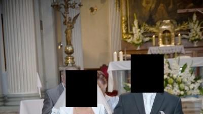 Suknia ślubna w hiszpańskim stylu! CUDO!
