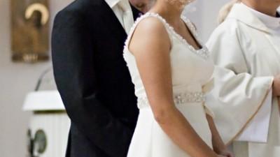 Suknia ślubna w kolorze Ivory Cymbeline Dexa