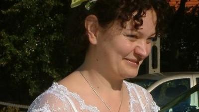 Suknia ślubna w rozmiarze 44-46